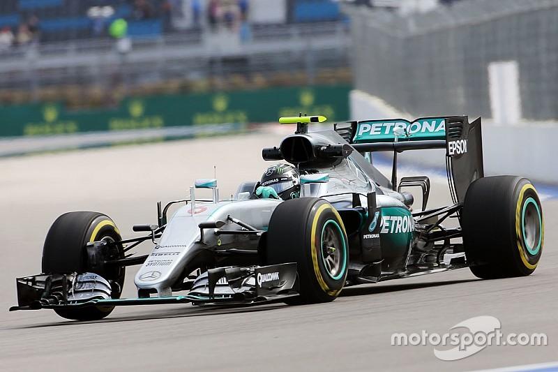 """Rosberg: """"Pech van anderen maakt mijn race iets makkelijker"""""""