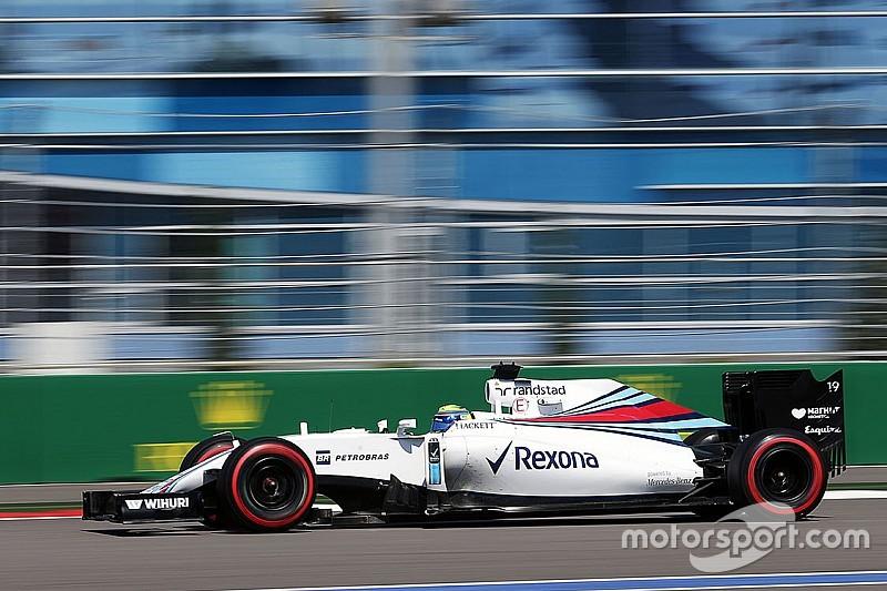 Williams mise sur son avance dans la compréhension des pneus