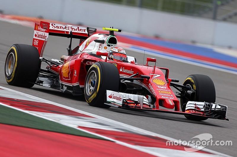 Räikkönen regrette une erreur qui lui coûte la première ligne