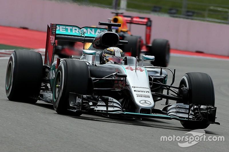 Les teams Mercedes ont voté contre l'augmentation de la limite de carburant