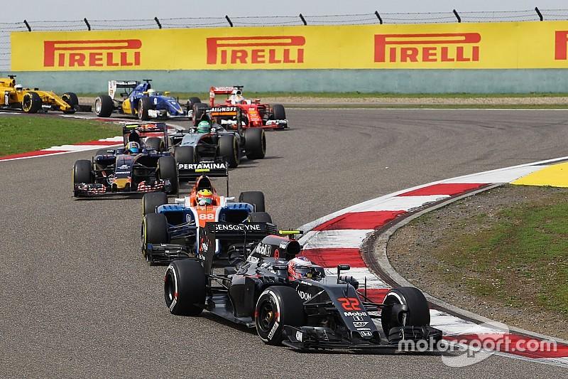 McLaren prédit 5% de dépassements en plus pour 2017