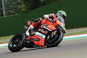 World Superbike Race report Imola WSBK: Davies sweeps weekend with dominant win