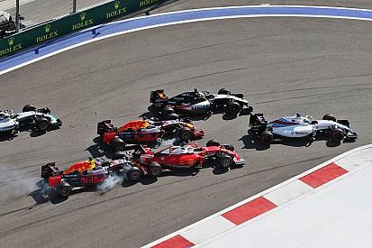 Sebastian Vettel tobt am Funk: Schon wieder Daniil Kvyat