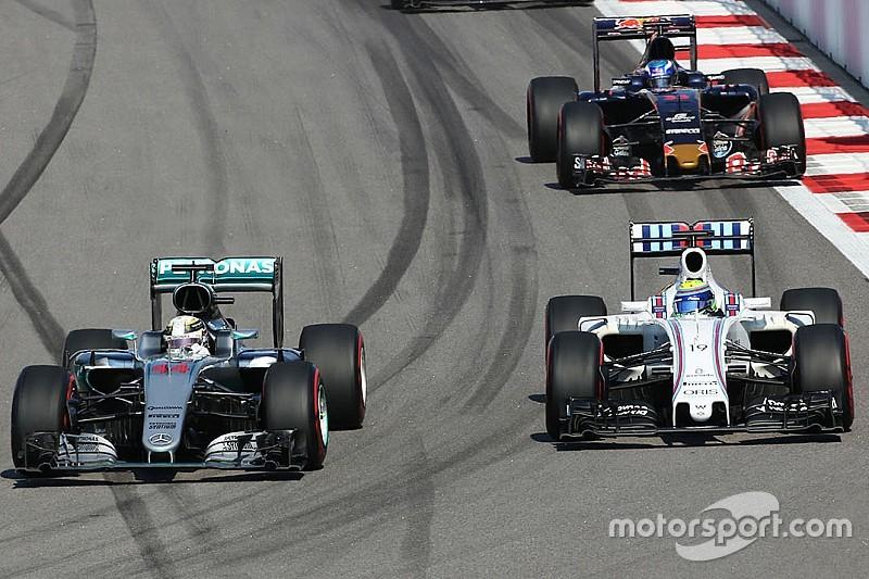 """Massa assume: """"Bottas geriu os pneus melhor hoje"""""""