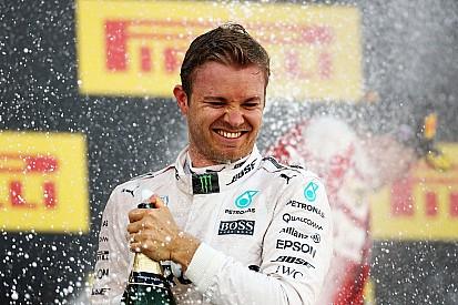 Rusya'da Rosberg rahat kazandı