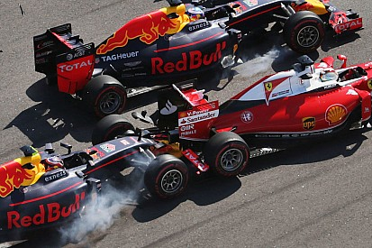 Vettel'in kazadan sonraki ilk açıklaması!