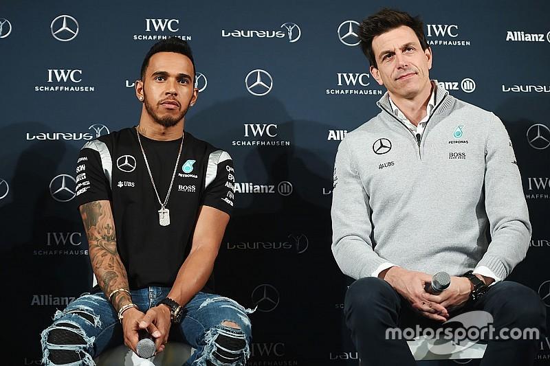 """Wolff tuona: """"Nessuna cospirazione contro Lewis, sono pazzie!"""""""