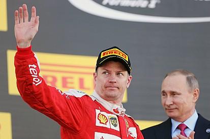 莱科宁:法拉利在俄罗斯还不够快