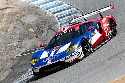 La Ford GT e la Shank Racing lasciano il segno a Laguna Seca