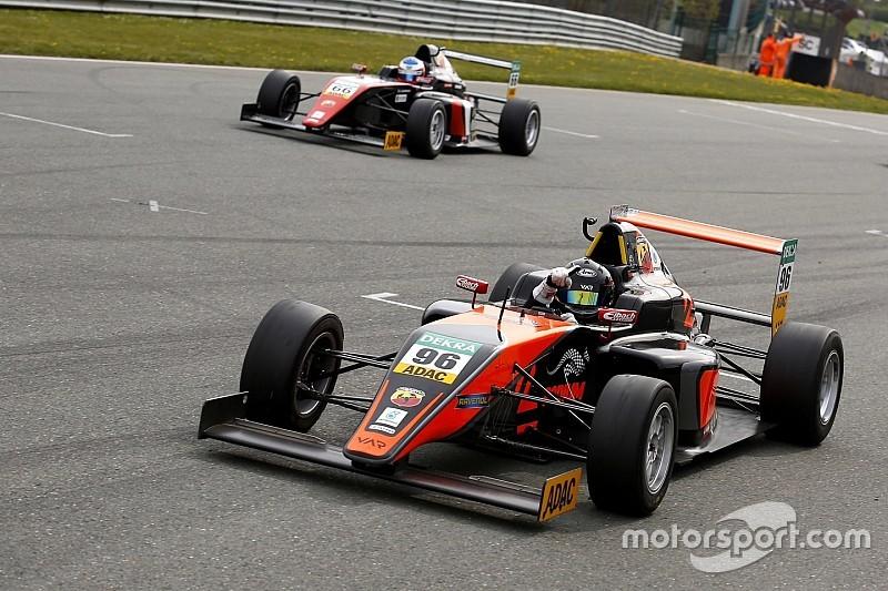 VAR-rijder Mawson knokt met Schumacher