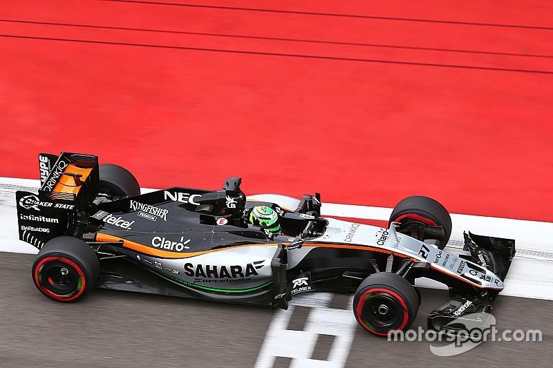 Nico Hülkenberg: 100 Rennen in der Formel 1