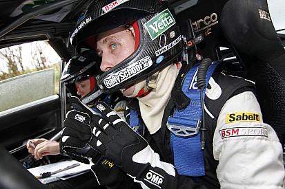 Reeves to make Australian Rally Championship comeback