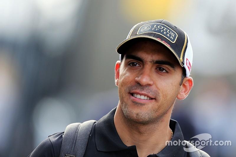 Maldonado helping Pirelli with 2017 F1 tyres