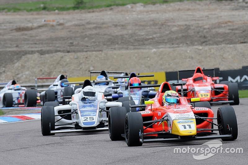 La MSA Formula rebaptisée F4 Grande-Bretagne