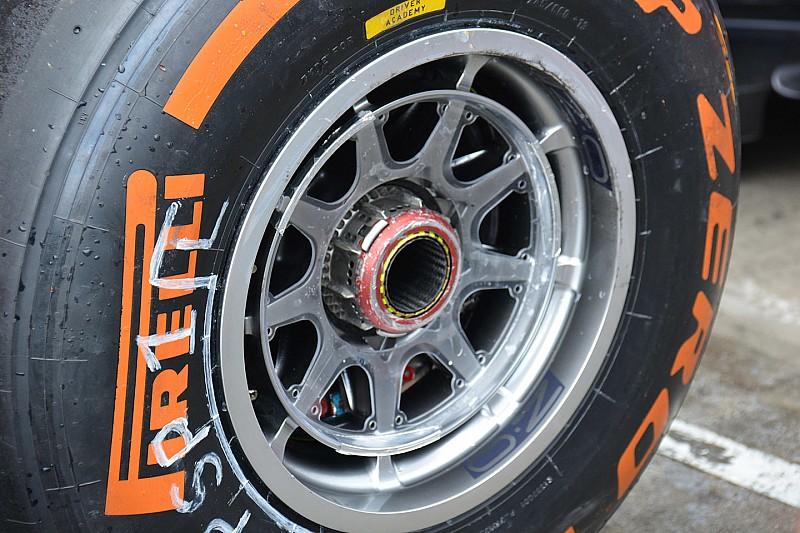Formule 1-teams mijden harde band voor Spaanse Grand Prix