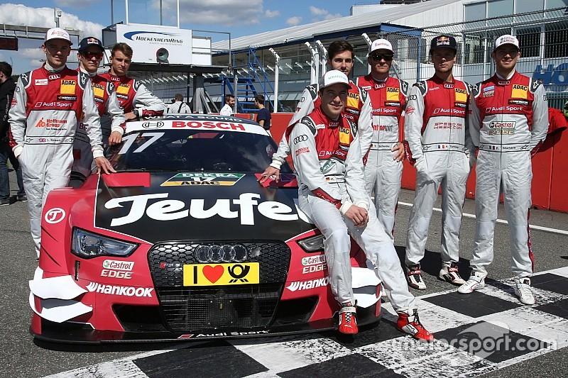 Die Audi-Stimmen vor dem Auftakt zur DTM-Saison 2016