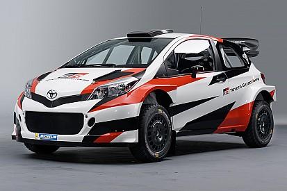 Toyota: svolti in Finlandia i primi test della Yaris WRC 2017