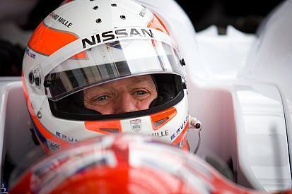 Brundle en LMP3 en ouverture des 24 Heures du Mans