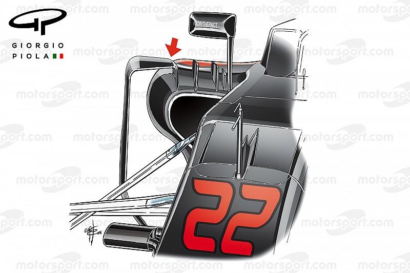 Technique - Comment McLaren tente de réduire l'écart