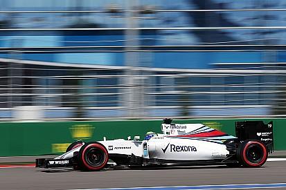 Блог Массы: Williams теперь вровень с Red Bull