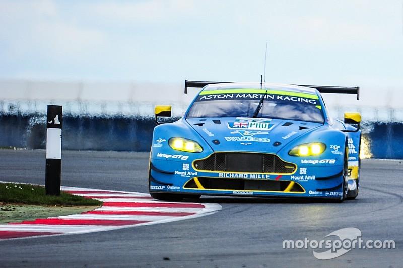 Aston Martin 'perde peso' para 6 Horas de Spa-Francorchamps