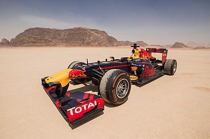Galería: Red Bull en Jordania