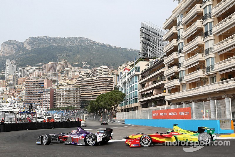 Monaco geen vervangend evenement voor afgelaste Formule E Moskou