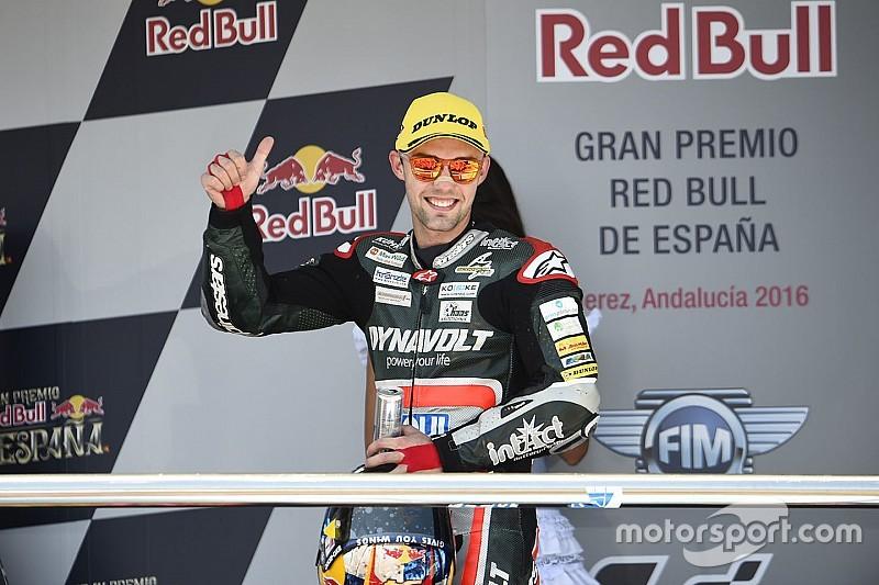 Folger promoveert naar MotoGP met Tech 3
