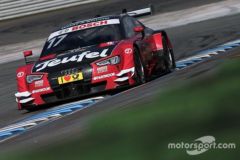 Audi n'a rien laissé au hasard à la veille du début de saison