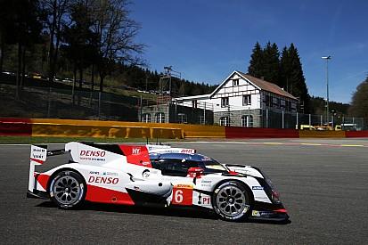 EL2 - Toyota prend la main, Audi avec une seule R18