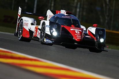 """Toyota """"plus fort"""" à Spa qu'à Silverstone"""