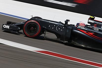 McLaren estrenará en España suelo nuevo, alerones y carrocería