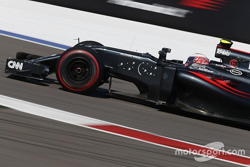 McLaren neemt flink gewijzigde auto mee naar Spanje