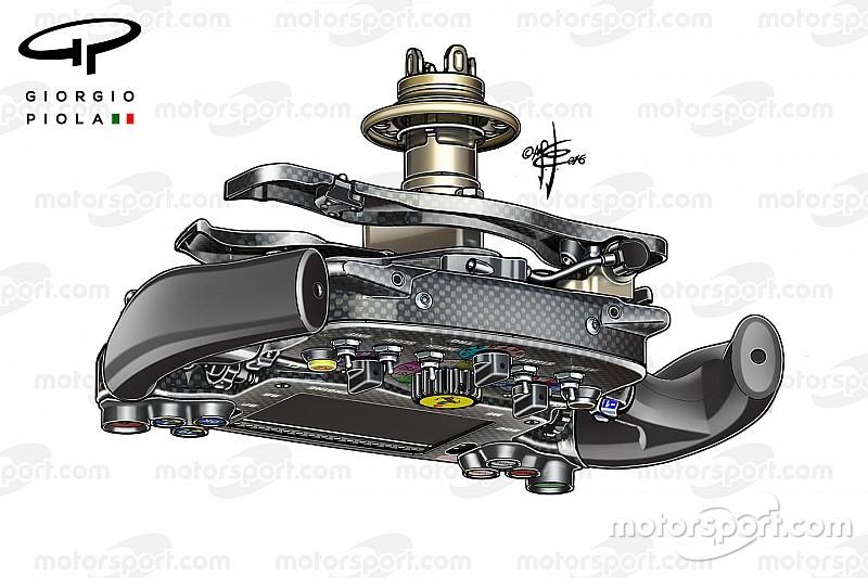 Formel-1-Technik: Ferraris einzigartiger Kupplungsmechanismus