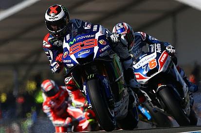 Lorenzo marca distancias en la apertura de Le Mans; Rossi a más de un segundo