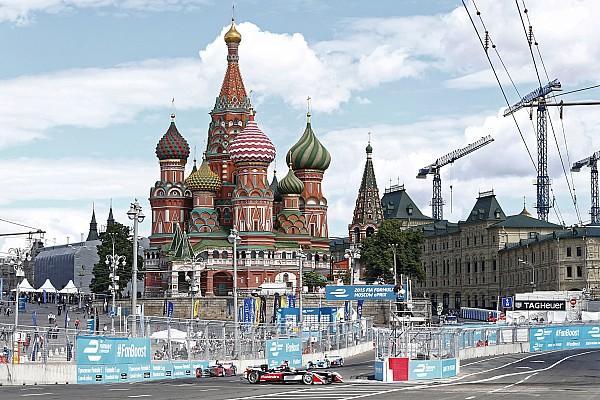 Formule E L'ePrix de Moscou officiellement annulé et pas remplacé