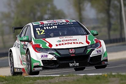 EL0 - Rob Huff et Honda inaugurent le nouveau tracé