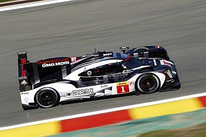 Qualifs - Porsche seul au monde en première ligne!