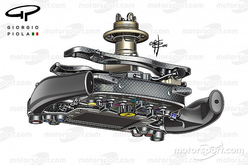 Analisi tecnica: la Ferrari è la più evoluta nelle partenze