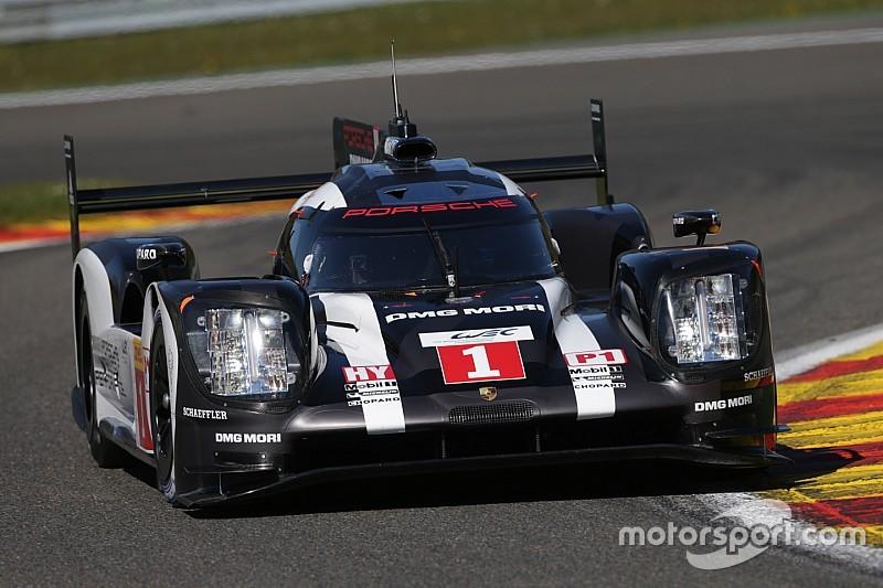 Spa WEC: Porsche autoritair op pole