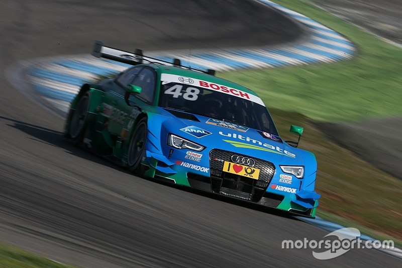 DTM-Auftakt in Hockenheim: Audi vor BMW und Mercedes