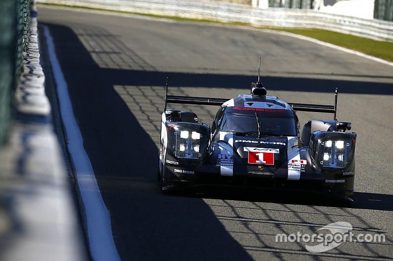 Porsche domina primeira fila em Spa; di Grassi é 4º