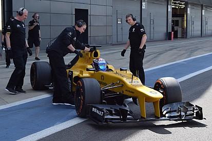 Nicholas Latifi ne roulera pas en essais libres à Montréal