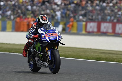Jorge Lorenzo gibt in Le Mans den Takt an