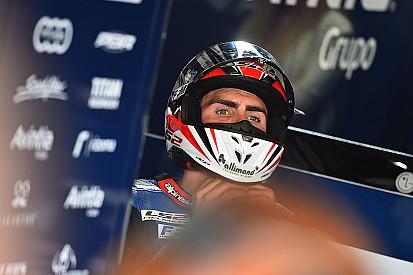 Loris Baz espère rester chez Avintia et se rapprocher des Ducati officielles