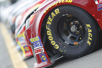 NASCAR's low downforce package proves quite a test for Goodyear