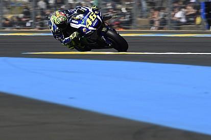 Moto GP 法国站:佩德罗萨和洛伦佐分享周五两节练习赛头名