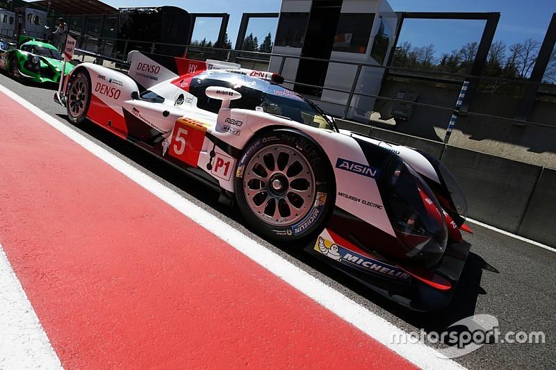 Davidson: Ons Le Mans-pakket werkt simpelweg niet op Spa