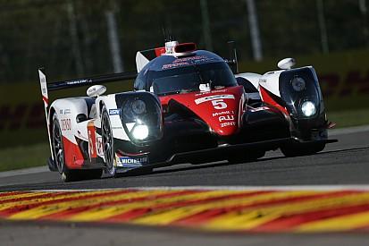 Pourquoi Toyota n'utilise pas son package aéro Le Mans à Spa
