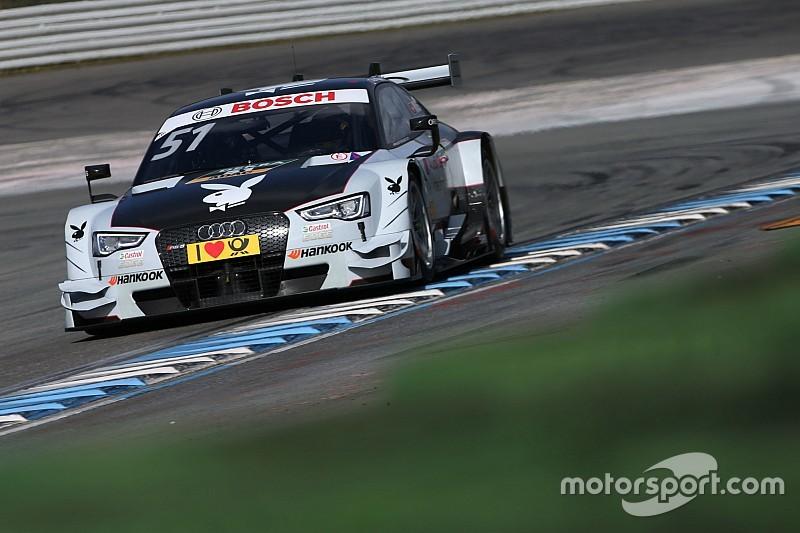 Audi domineert tweede DTM-training en bezet complete top 6